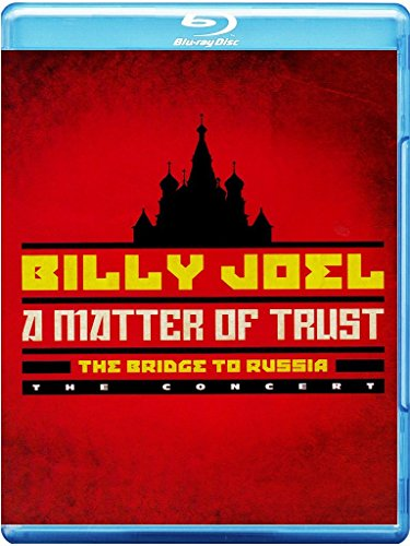 Billy Joel - A Matter of Trust: The Bridge to Russia/The Concert [Blu-ray]