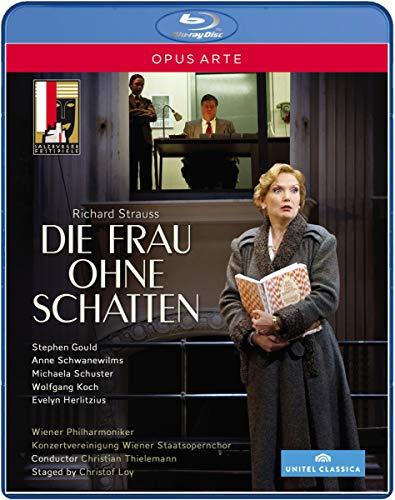 Die Frau ohne Schatten / La femme sans ombre - Richard Strauss [Blu-ray]