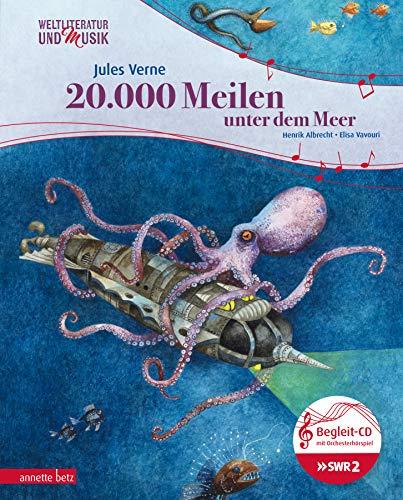 20.000 Meilen unter dem Meer (Weltliteratur und Musik)