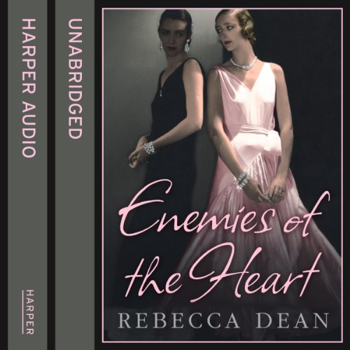 Enemies of the Heart audiobook cover art
