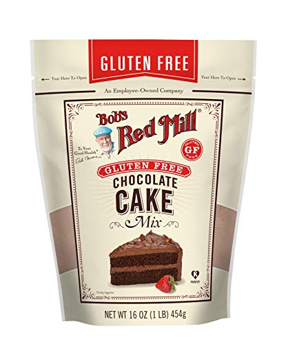 Bob's Red Mill Gluten Free Chocolate Cake Mix, 16 Oz