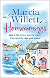 Homecomings: A wonderful holiday read about a Cornish escape