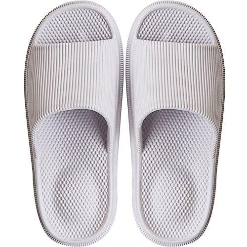 Zapatillas de Estar por Casa Ultraligera de Hombre y Mujer, Tira Ancha, Sandalia Tipo...