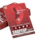 Balight Abnehmen Ohrringe verlieren Gewicht Schmuck gesunde anregende Akupunkturpunkte Stud...