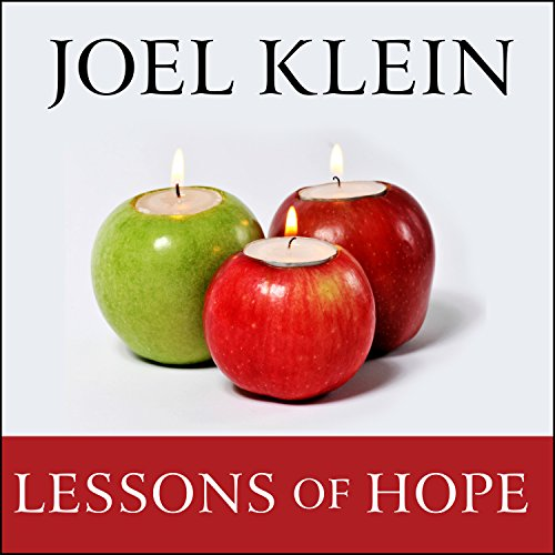 Lessons of Hope audiobook cover art
