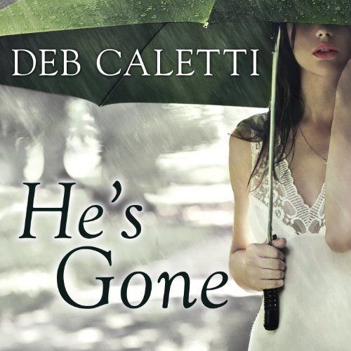 He's Gone audiobook cover art