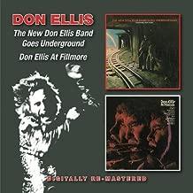 New Don Ellis Band/Goes Underground/Don Ellis at F