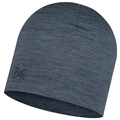 Buff Set Mütze Merinowolle + UP Halstuch Damen & Herren | UV Wandermütze warm leicht | Funktionsmütze | 117997.747.10.00 | Lightweight Merino Wool Hat