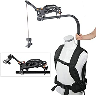 Easyrig Load for DSLR Video 2-12lbs Flowline Steady Support Body + Serene Damping Arm