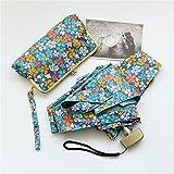Gbadai Regenschirm-Mini Taschenschirm - Elegant Lady -