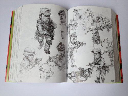 Sketchbook 2007