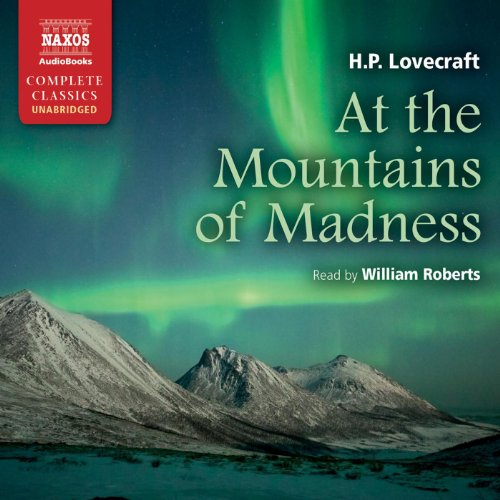 At the Mountains of Madness Audiobook By H. P. Lovecraft cover art