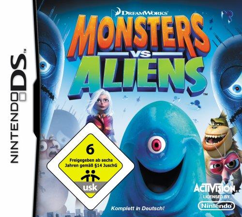 Monsters vs. Aliens [Import allemand]