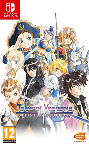 Tales Of Vesperia: Definitive Edition NSW