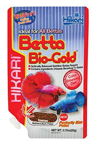 Hikari Tropical Betta Bio-Gold Fish Food,...