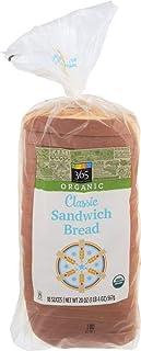 365 Everyday Value, Organic Classic Sandwich Bread, 20 oz