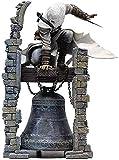 MAJUGUETE Assassins Creed -Altair: The Legendary Asesino Altair de Bell de la Figura de acción de la Torre Estatua (11 Pulgadas) Juguetes