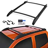 VZ4X4 Roof Rack Cross Bars, Compatible with Toyota Tacoma Double Cab 2005-2020 (Will Not Fit Access Cab)