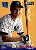 1994 Upper Deck Collectors Choice - Derek Jeter - Special Edition Rookie Class - New York Yankees Baseball Rookie Card RC #2. rookie card picture