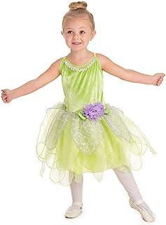 Little Adventures Tinkerbell Fairy Dress Up Costume (Medium Age 3-5)