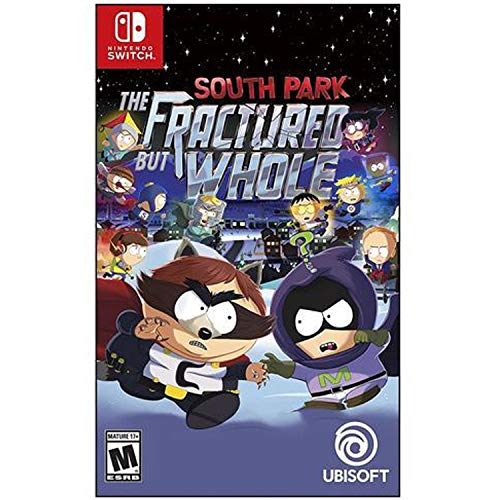 South Park: The Fractured but Whole for Nintendo Switch [USA]