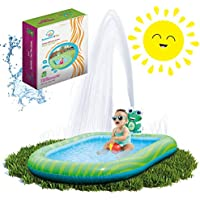 Splashin kids 3 in 1 Inflatable Sprinkler Pool