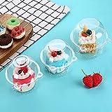 Zoom IMG-1 surflyee 50pz scatola per cupcake