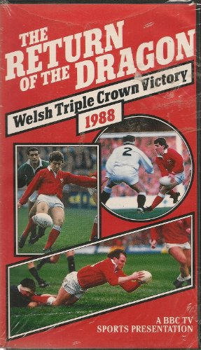 The Return Of The Dragon - Welsh Triple Crown Victory 1988 [VHS]