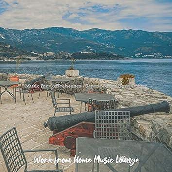 Music for Coffeehouses - Serene Bossa Nova Guitar