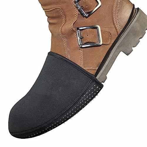 KKmoon Cubrezapatos Moto, Protector de zapato de Moto,Protector Zapato Moto Cambio