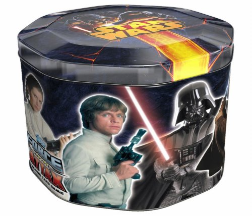 Topps TO00435 - Star Wars Force Attax, Movie Card Collection 3 - Tin