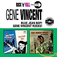 Blue Jean Bop / Gene Vincent Rocks & Blue