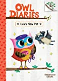 Eva s New Pet: A Branches Book (Owl Diaries #15) (Library Edition) (15)