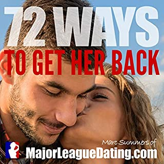 72 Ways to Get Her Back audiobook cover art