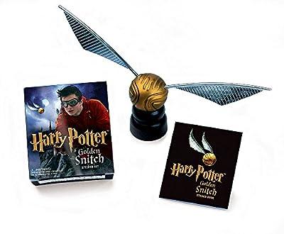 Harry Potter Golden Snitch Sticker Kit (Mega Mini Kits) from Running Press Miniature Editions