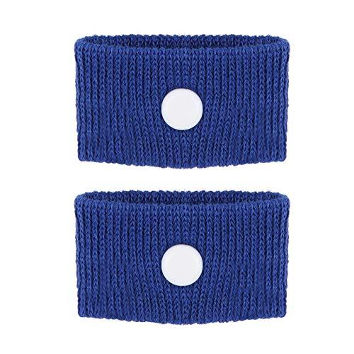 1 par de pulseras antináuseas, muñequeras para niñas, pulseras de enfermedad de movimiento para autobús de viaje, sin drogas y sin efectos secundarios, suaves y cómodas de llevar