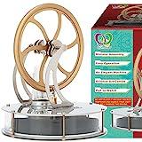 DjuiinoStar Low Temperature Stirling Engine