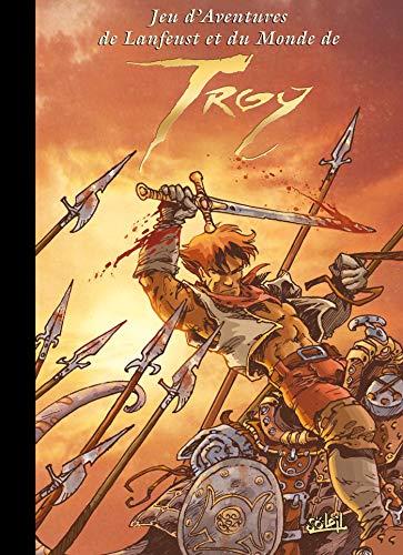 Jeu d'Aventures de Lanfeust et du Monde de Troy