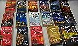 Daniel Silva's 17-book GABRIEL ALLON set -- Kill Artist / English Assassin / Confessor / Death in Vienna / Prince of Fire / Messenger / Secret Servant / Moscow Rules / Defector / Rembrandt Affair / ++