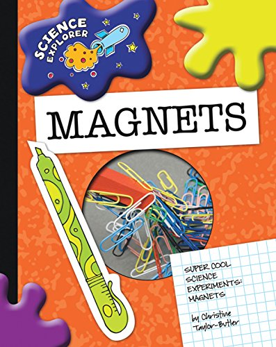 Magnets (Explorer Library: Science Explorer) (English Edition)