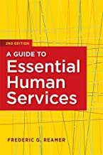 A Guide To Essential Human Services, 2nd Edition