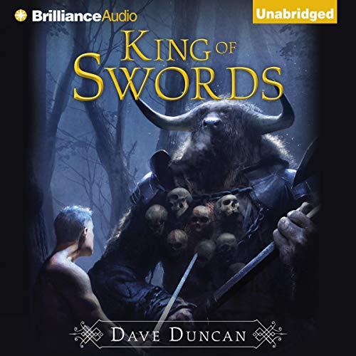 King of Swords Audiobook By Dave Duncan cover art