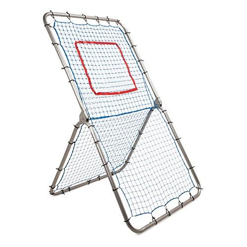 Champion Sports BN4272 Rebound Pitchback Net, Adjustable Training Practice Rebounder Bounceback Screen