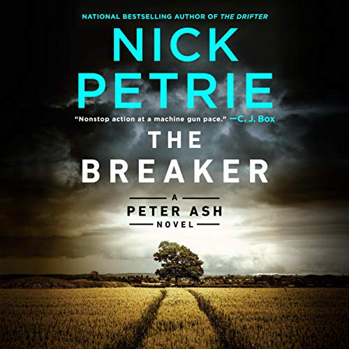 The Breaker Audiobook By Nick Petrie cover art