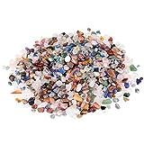 Amogeeli 460 grammi di pietre tritate, Reiki, cristalloterapia, per la decorazione della casa, creazione di gioielli
