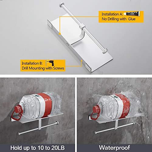 GRICOL Portarrollos para papel higiénico