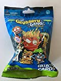 Grossery Gang Season 1 PACK - Include 14 collector cards & 1 Figure