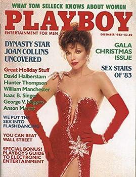 Playboy December 1983 Single Issue Magazine – 1983