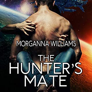 The Hunter's Mate audiobook cover art