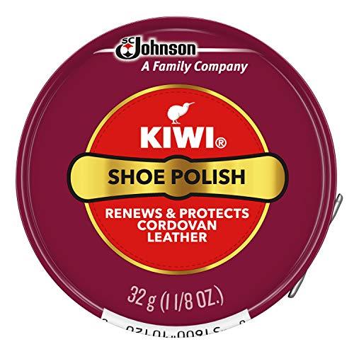 Kiwi Cordovan Shoe Polish, 1-1/8 oz by Kiwi